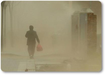 支那大気汚染 微小粒子状物質(PM2.5)