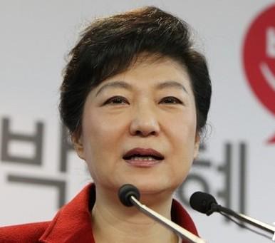 2月21日、出入国管理及び難民認定法違反容疑で、島根県の松江地方検察庁に告発された朴槿惠(パク・クンヘ)次期韓国大統領