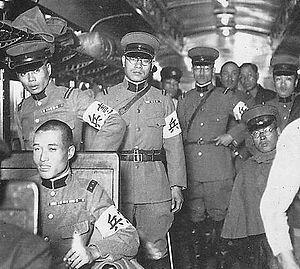 日本の憲兵