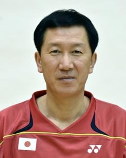parkナショナルチームヘッドコーチ【朴柱奉】日本バドミントン協会