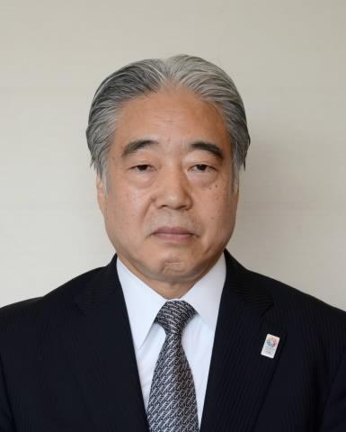 日本バドミントン協会専務理事の今井茂満