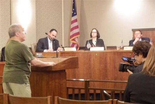 【転載】テキサス親父 グレンデール市議会証言(20141021)「グレンデール市は日本国民に像設置目的の一貫性を示す時だ」