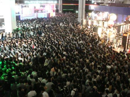 『東京ゲームショウ2006』