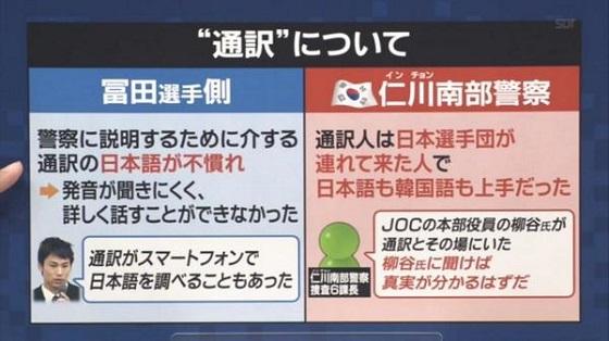報道によると警察に付き添ったのがJOC役員の柳谷直哉氏含む、JOC役員2名がなんで直接話さないんですか?