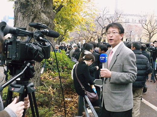 ニュース専門テレビ局YTN