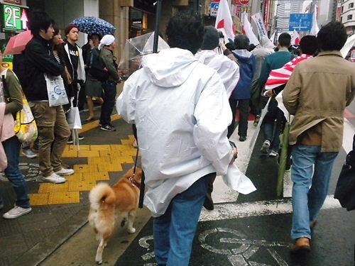 2012.3.31人権救済機関設置法案成立反対デモin新宿