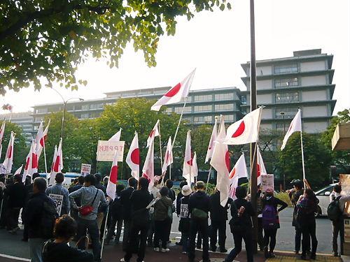 2011.11.4TPP絶対阻止!国会大包囲!国民行動