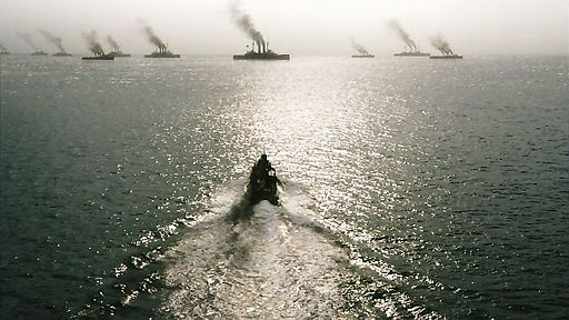 NHKスペシャルドラマ「坂の上の雲」最終回「日本海海戦」