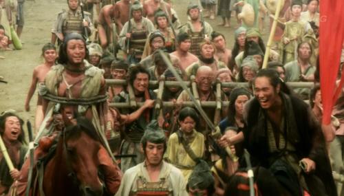 NHK大河ドラマ「平清盛」第6話「西海の海賊王」