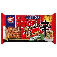 「亀田の柿の種 辛ラーメン味」198円