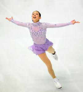 全日本フィギュアスケート選手権2011 女子フリー
