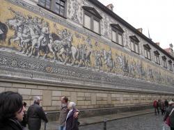 ドレスデン城壁画