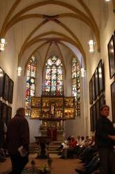 トーマス教会内部