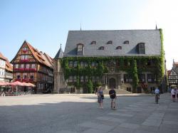 Quedlinburg市役所
