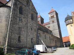 Quedlinburg教会