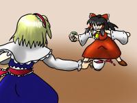 霊アリお茶