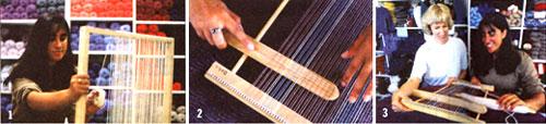 DIY織機1