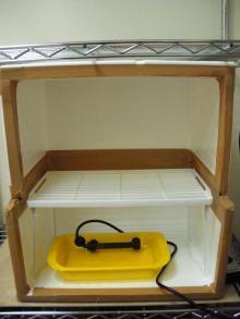 手作り発酵器2