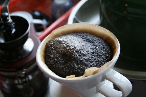 ぢきゅう人コーヒー1
