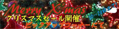 2012-12-19クリスマスセール