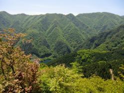 三ッ岩岳8