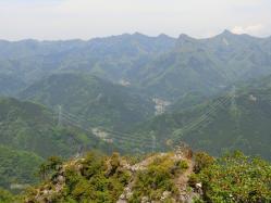 三ッ岩岳6