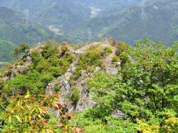 三ッ岩岳5