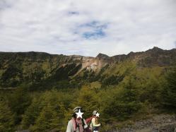 浅間山1055