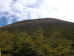 浅間山1057