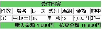 期待値110115中山3R