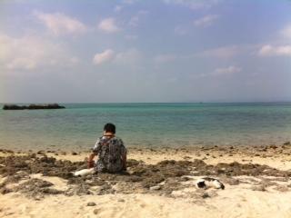 11-7竹富島 カイジ浜1d