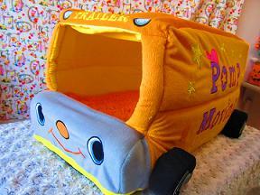 ベッド(バス)1D