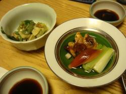 梅もと料理3