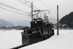 比島~発坂間(2012.2.25)