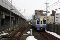 福井口~新福井間(2012.2.26)