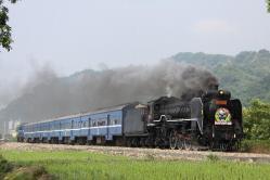 源泉~濁水間(2012.8.5)
