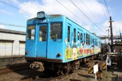 仲ノ町車庫(2011.11.12、許可を得て撮影)