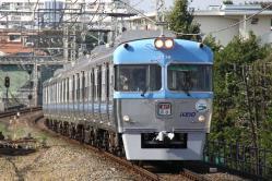 富士見ヶ丘~高井戸間(2011.11.13)
