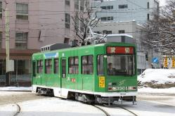 資生館小学校前(2012.3.4)