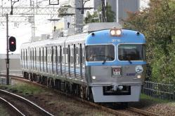 高井戸~浜田山間(2011.11.13)