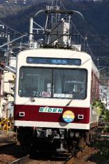 元田中~出町柳間(2011.11.26)