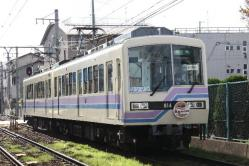 出町柳~元田中間(2011.11.26)