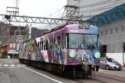 浜大津~三井寺間(2011.12.3)