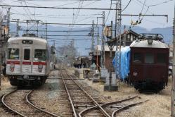 信濃川田(2012.3.25)