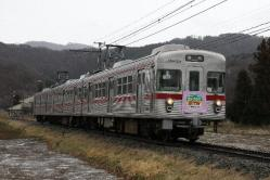 大室~金井山間(2012.3.31)