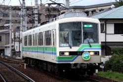 一乗寺~修学院間(2012.9.10)