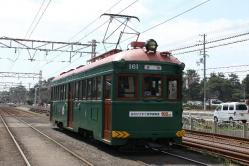 浜寺駅前~船尾間(2012.4.1)