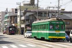 帝塚山3丁目~姫松間(2012.4.29)
