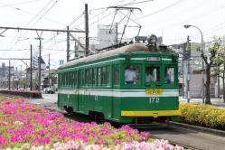 神明町~綾ノ町間(2012.4.29)