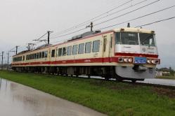 越中舟橋~越中三郷間(2012.4.30)
